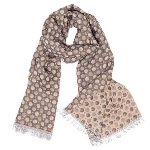 RICKY BROWN UNISEX SCARF