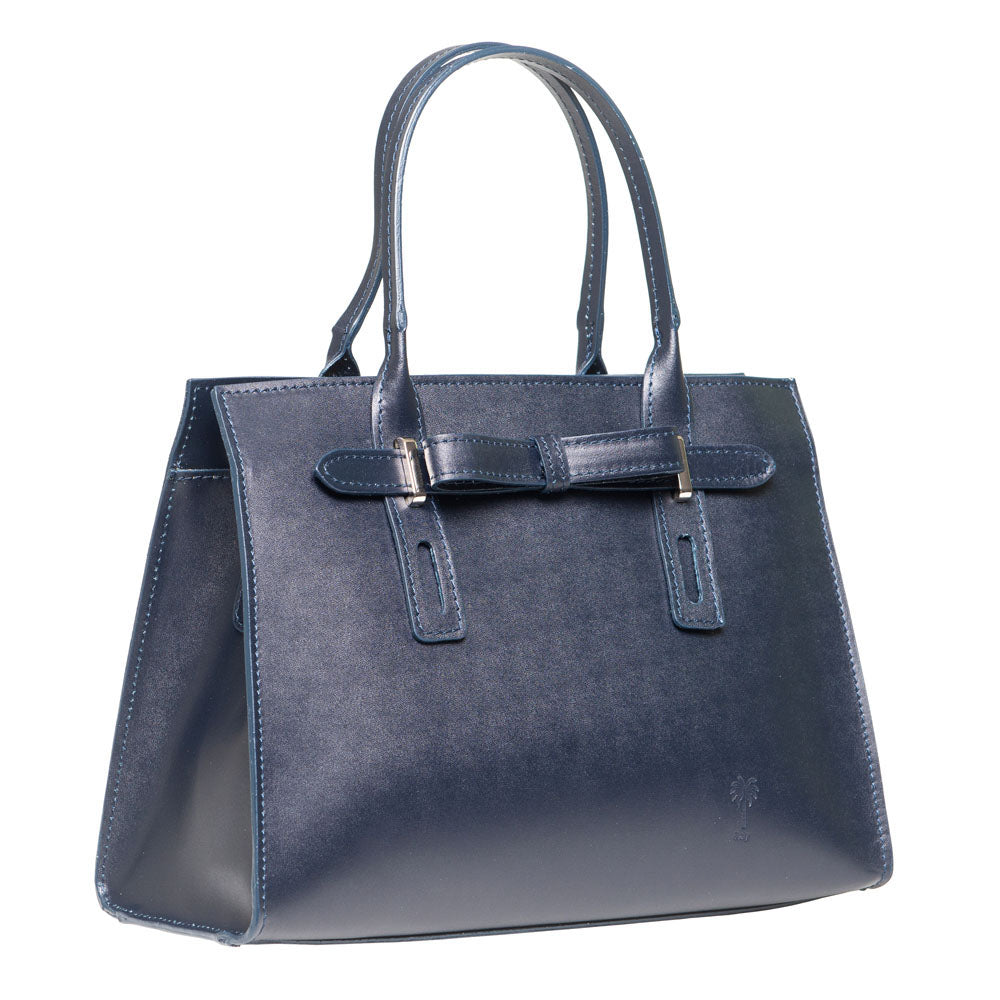 SALLY NAVY MINI HANDBAG