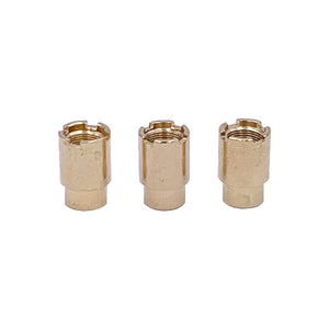 510 Thread Magnetic Cap Adapter 3 Pack - Vape Society