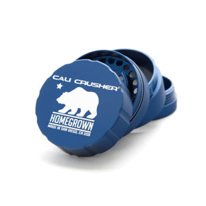 Cali Crusher Homegrown 4-Way Quicklock Grinder - Vape Society