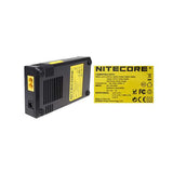 Nitecore Digicharger D2 Battery Charger - Vape Society