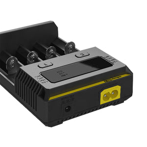 Nitecore i4 Intellicharger Battery Charger - Vape Society
