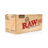 RAW Classic King Size Authentic Pre-Rolled Cones with Filter - 1,400 Pack - Vape Society