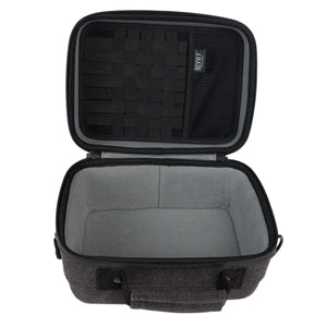 RYOT 4.0L Safe Case Large Carbon Series with SmellSafe and Lockable Technology in Black - Vape Society