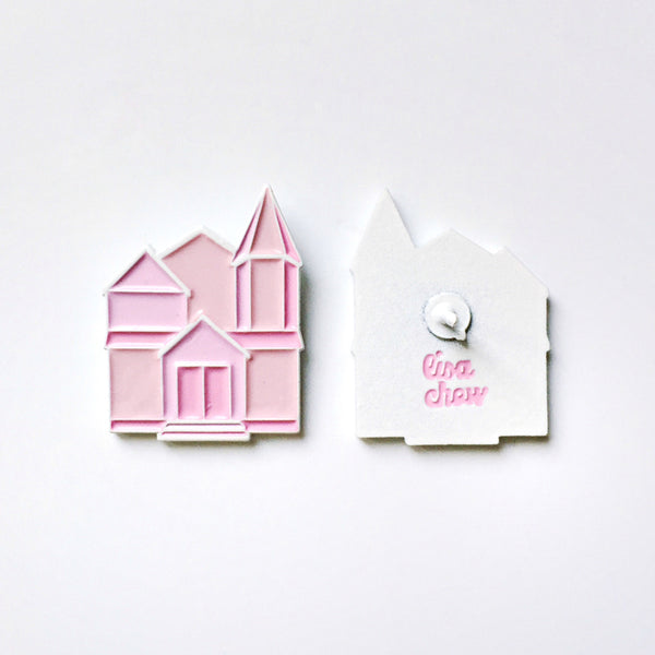Dollhouse Pin