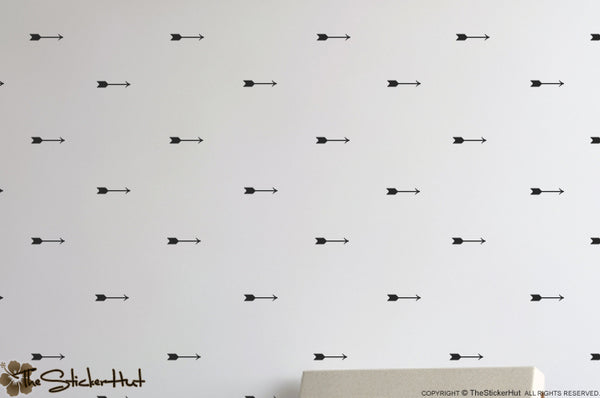 50 Arrow Style Wall Patterns - #1678