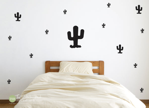 14 Cactus Decals Stickers - #2023