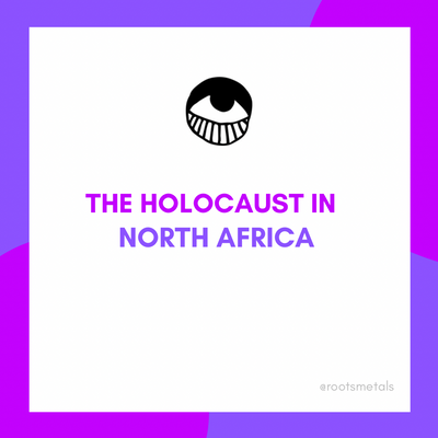 the Holocaust in North Africa