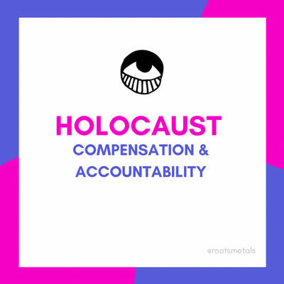 Holocaust compensation & accountability