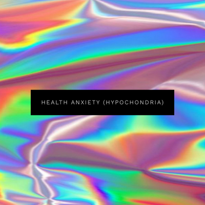 mental health Sundays #11 - health anxiety (hypochondria)