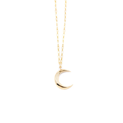 Luna Necklace (14k Gold)