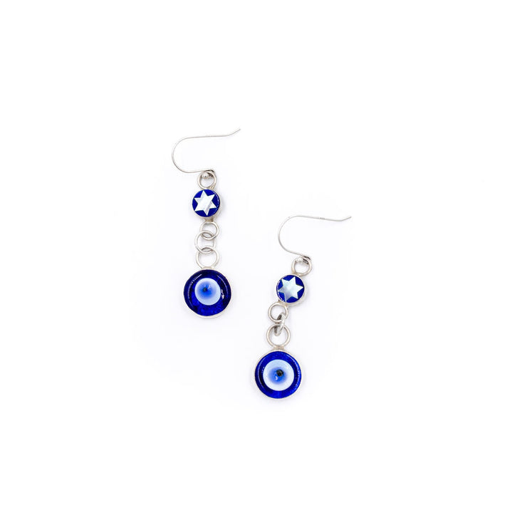 Jewish Malka Earrings