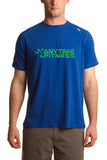 Tasc Carrollton Performance Tee - Cobalt