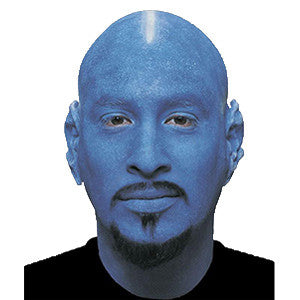 *BALD CAP BLUE #WO105BL