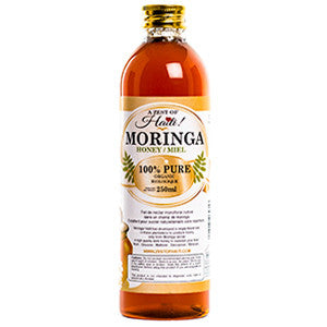 MORINGA MIEL/MONO FLORAL HONEY 250 ML
