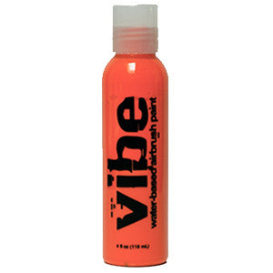 *VIBE WATER-BASED AIRBRUSH PAINT ORANGE 4 FL. OZ