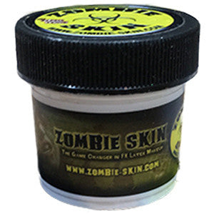 *4 OUNCE ZOMBIE FLESH SKIN CONTAINER