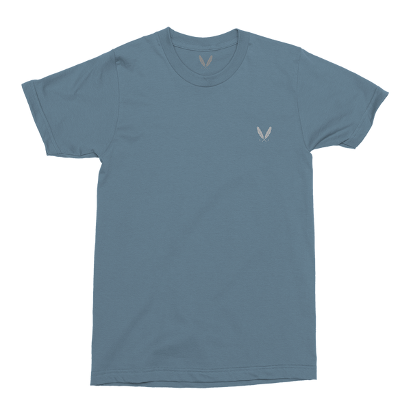Feather Logo T-Shirt - UNC