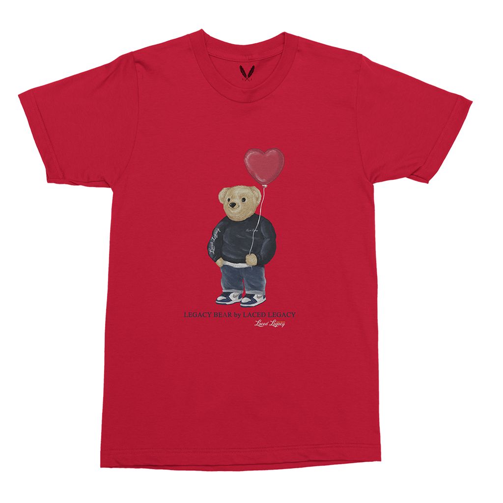 Legacy Bear - Red