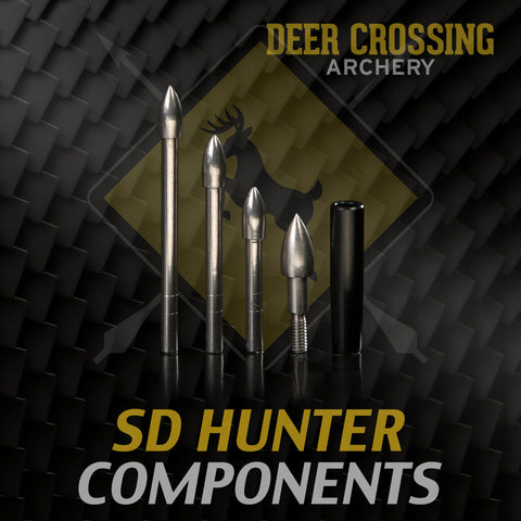Silencer/SD Hunter Components