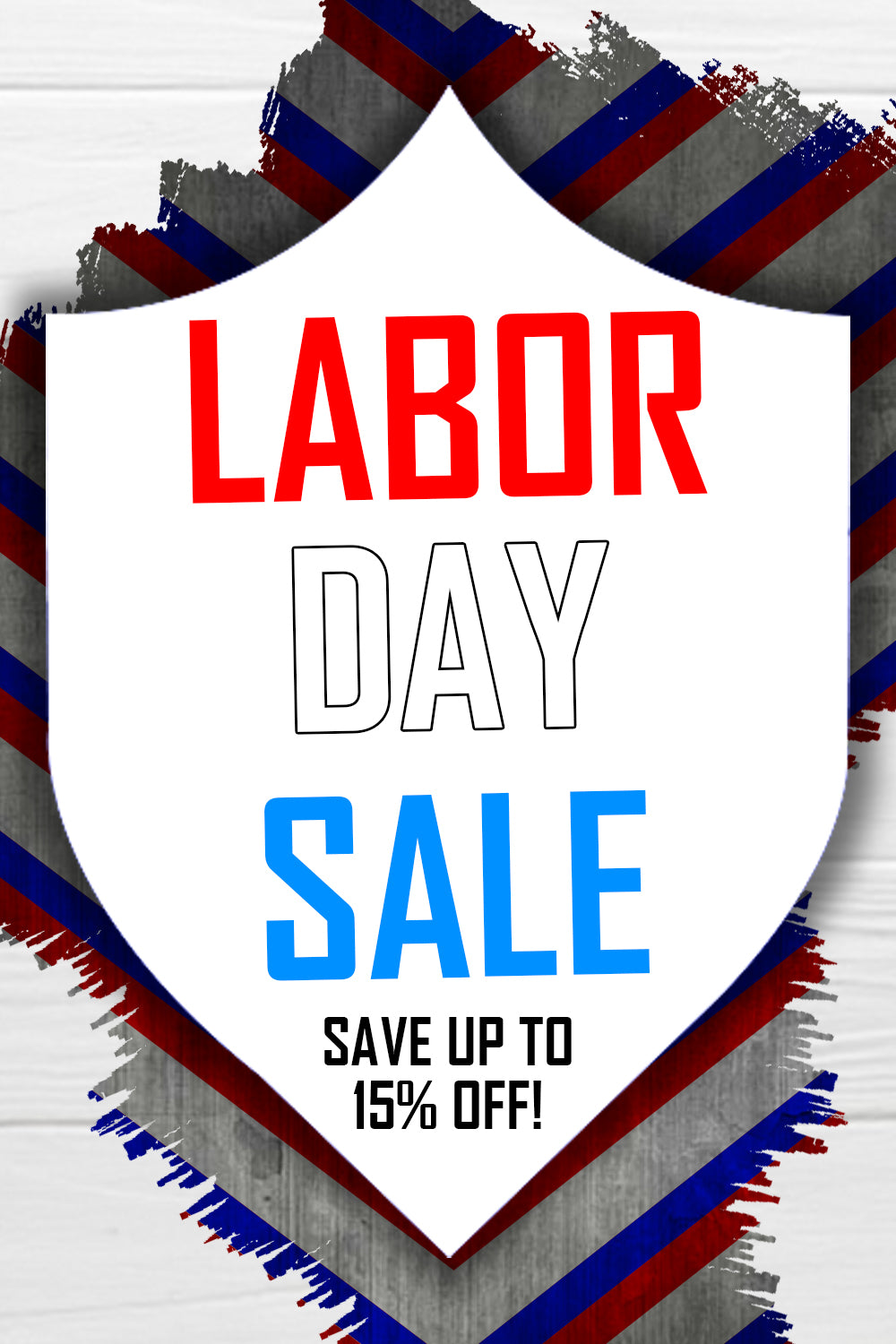 BACKWOOD SPORTS: LABOR DAY SALE!!!