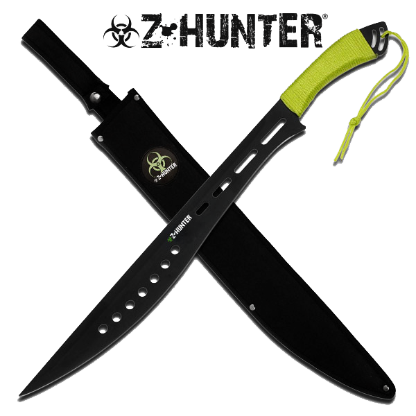 Z HUNTER ZB 012 MACHETE