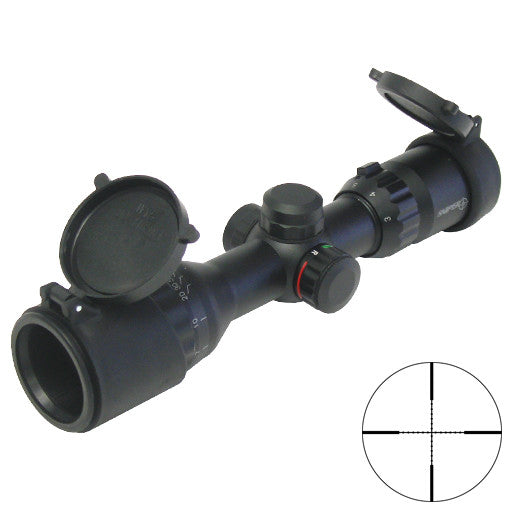 SNIPER LT3-9x32 COMPACT MIL DOT SCOPE