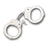 DOUBLE LOCK HANDCUFFS 4803