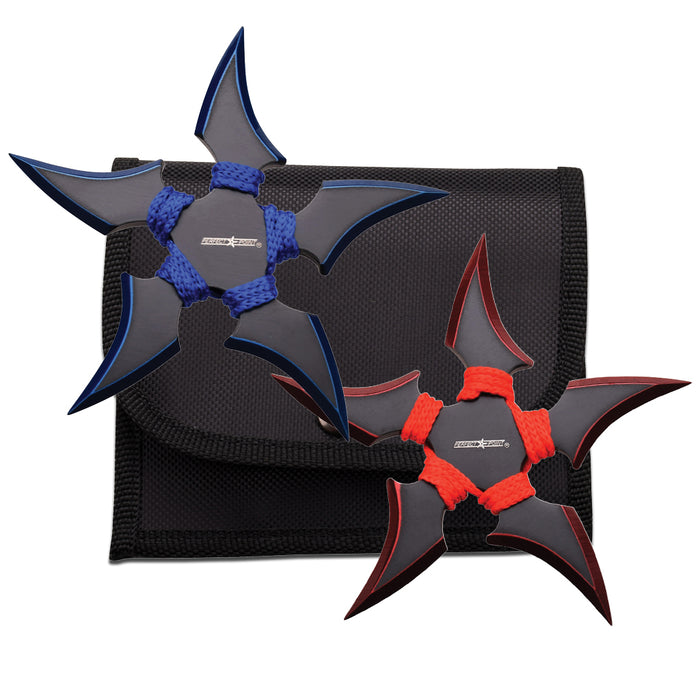 PERFECT POINT THROWING STAR SET 90-45BR-2