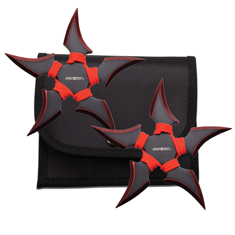 PERFECT POINT THROWING STAR SET 90-45RD-2