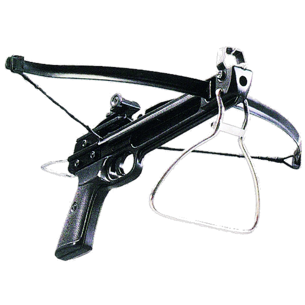 50 lb. Draw Pistol Crossbow