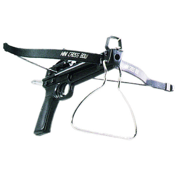 80 lb. Draw Pistol Crossbow