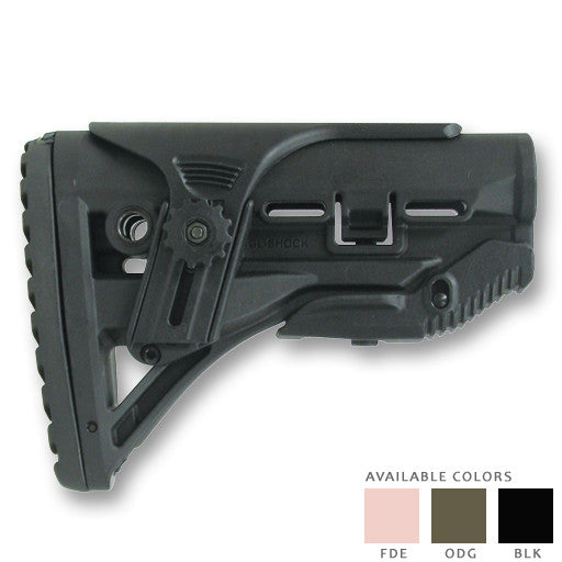 GL-SHOCK FAB DEFENSE SHOCK ABSORBING STOCK