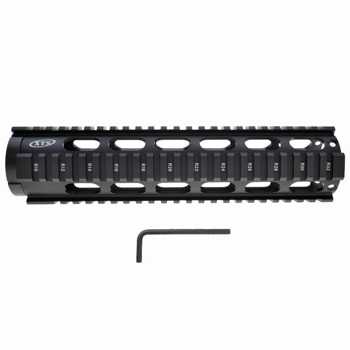 FREE FLOAT QUAD RAIL XTS HG-M1031