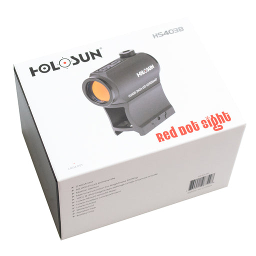 Holosun HS403B Red Dot Sight with Motion Sensor