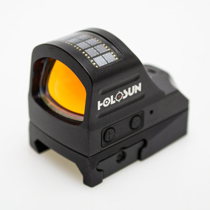 Holosun HS507C Red Dot Sight with Solar Panel