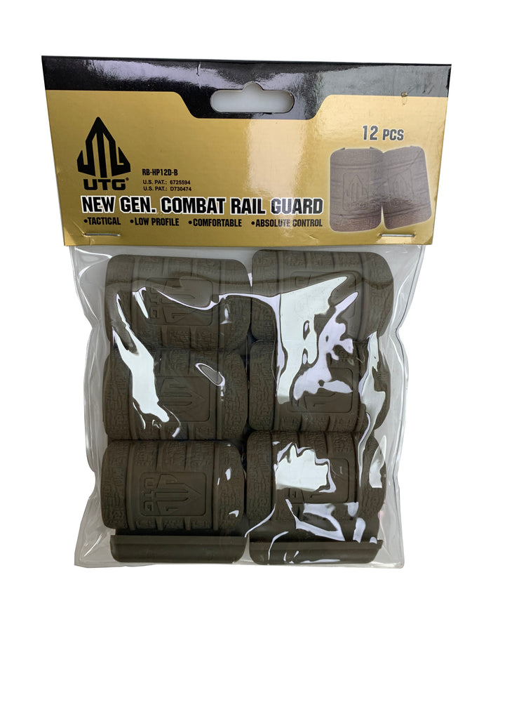 New Gen Combat Rail Guard (12 ct) - 2 Colors