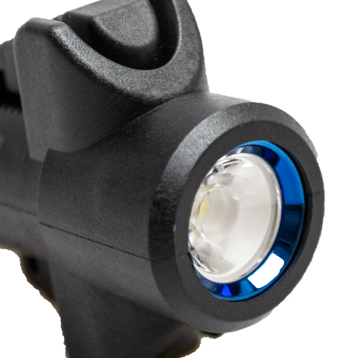 Integral Front Flashlight for Micro Conversion Kit