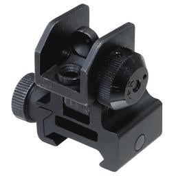 XTS MT-159 FLIP UP TACTICAL REAR SIGHT