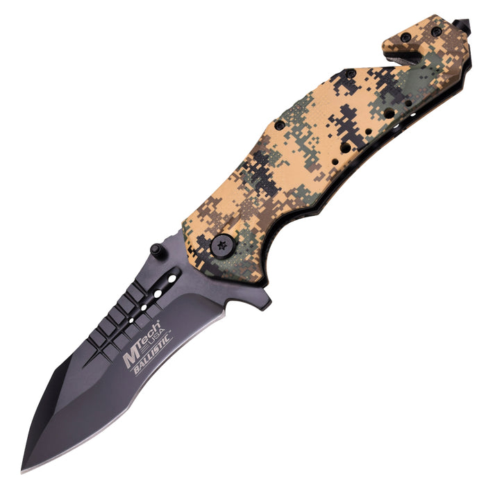 MTech USA MT A845 SPRING ASSISTED KNIFE
