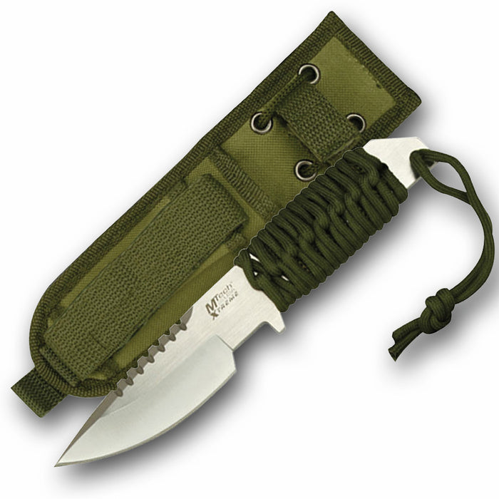 MTech USA XTREME MX 8037 TACTICAL FIXED BLADE KNIFE