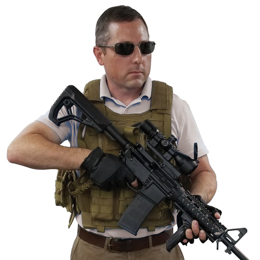 XTS Tactical Vest with level 3A Plates