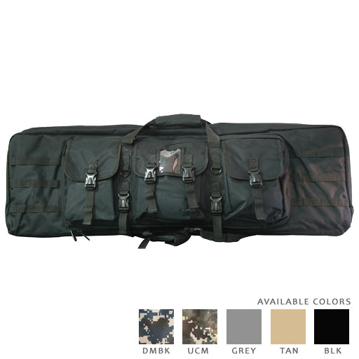 TACTICAL DOUBLE RIFLE CASE ORC 142