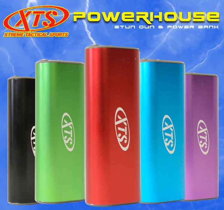 XTS-PB POWERHOUSE STUN GUN POWER BANK