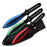 "Set of 3 - 9"" Throwing Knives PP 114-3RGB"