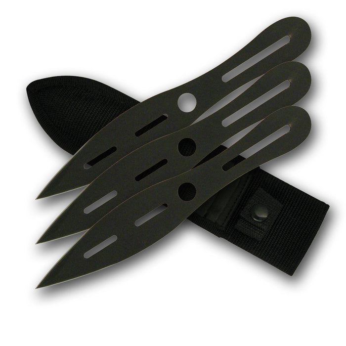 "Set of 3 - 8.25"" Throwing Knives RC 057"