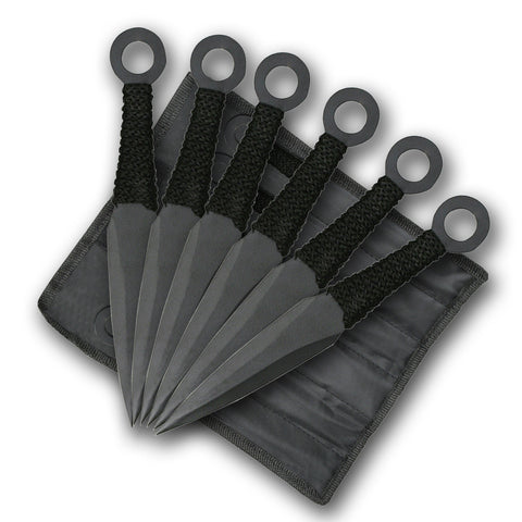 Set of 6 Throwing Knives RC 086-6
