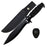 "Rtek USA 12"" HUNTING SURVIVAL KNIFE RX-RT-360B"