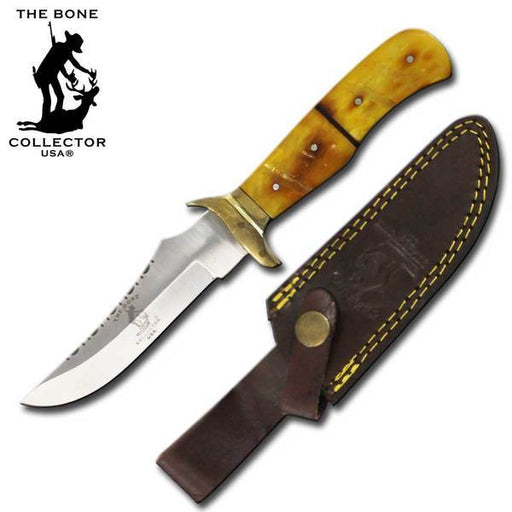 "9"" BONE HUNTING KNIFE RXBC 863-YBN"