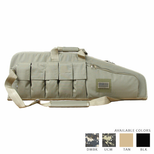 SRC 137 SINGLE TACTICAL RIFLE CASE